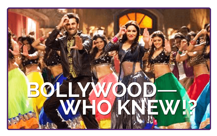 Bollywood & Personal Growth. Who knew?