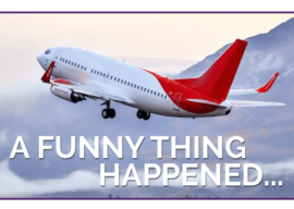 A Funny Thing Happened On My Way to Yellowknife